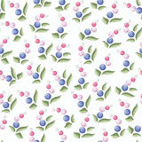Floral seamless pattern 3 Royalty Free Stock Images