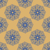 Floral  seamless pattern 5  eps 10  Royalty Free Stock Photos