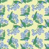 Floral seamless pattern. flower background Stock Image
