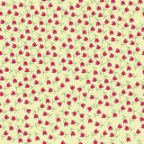 Floral seamless pattern. Flowers pattern Royalty Free Stock Photos