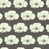 Floral seamless pattern. Good for wallpaper, pattern fills, web page background,surface textures. Royalty Free Stock Photos