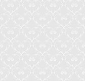 Floral seamless pattern. Light background with floral seamless pattern Royalty Free Stock Images