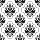 Floral Seamless  Pattern. Orient Abstract Royalty Free Stock Photo