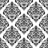 Floral Seamless  Pattern. Orient Abstract Royalty Free Stock Image