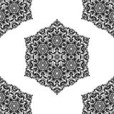 Floral Seamless  Pattern. Orient Abstract Stock Photography