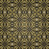 Floral Seamless  Pattern. Orient Abstract Stock Photos