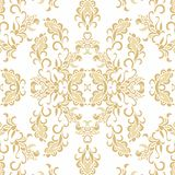 Decorative paisley pattern Stock Photos