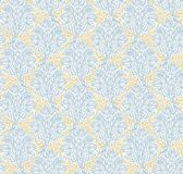Floral seamless pattern in renaissance style. Model for design of gift packs, patterns fabric, wallpaper, web sites, etc Stock Photo