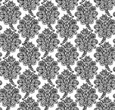 Floral seamless pattern in renaissance style Stock Images