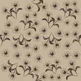 Floral seamless pattern. Seamless pattern can be u Royalty Free Stock Images