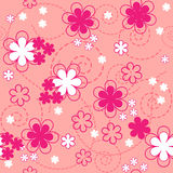 Floral seamless pattern.  texture Royalty Free Stock Photo