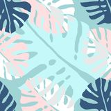Floral seamless pattern. stock illustration