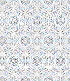 Floral seamless pattern, vector Stock Photography