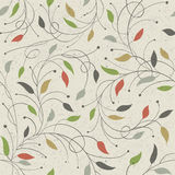 Floral seamless pattern. Royalty Free Stock Photography