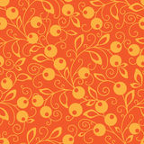 Floral seamless pattern. Vector illustration Stock Images