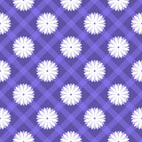 Floral seamless pattern. Vector illustration Stock Photography