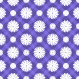 Floral seamless pattern. Vector illustration Royalty Free Stock Image