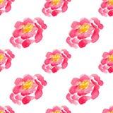Floral seamless pattern. Vector Illustration. royalty free illustration