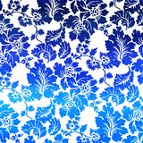 Floral seamless pattern. watercolor painting Stock Image
