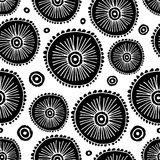 Floral seamless pattern for your design Royalty Free Stock Image