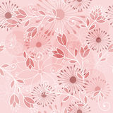 Floral seamless Stock Photo