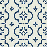 Floral seamless repeating Royalty Free Stock Photo