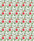 Floral seamless roses pattern Royalty Free Stock Image