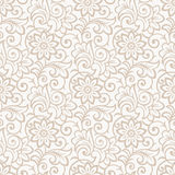 Floral Seamless Royal Wallpaper Stock Photos
