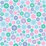 Floral seamless texture Stock Photos