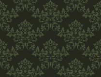 Floral seamless texture Royalty Free Stock Images