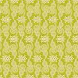 Floral seamless texture Royalty Free Stock Image