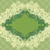 Floral seamless texture Royalty Free Stock Photography
