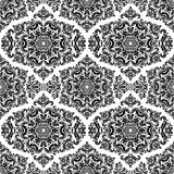 Floral Seamless Vector Pattern. Orient Abstract Royalty Free Stock Image