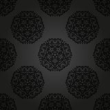 Floral Seamless Vector Pattern. Orient Abstract Stock Photo