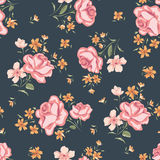 Floral seamless vintage pattern 2 Stock Photography