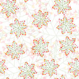 Small Floral Pattern Background Royalty Free Stock Image
