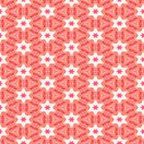 Floral Star Pattern Royalty Free Stock Photo