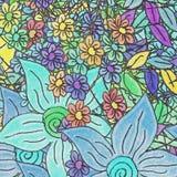 Floral still life Stock Image