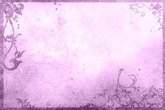 Floral style background Royalty Free Stock Image