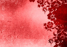 Floral style backgrounds Royalty Free Stock Photography