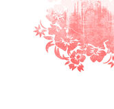 Floral style backgrounds. Asia style textures and backgrounds Stock Images