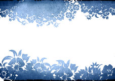 Floral style backgrounds frame Royalty Free Stock Photography