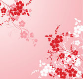 Floral texture. Illustration can be used for different purposes Stock Images
