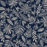 Floral texture modern pattern stock illustration