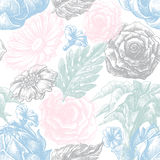 Floral texture Royalty Free Stock Images