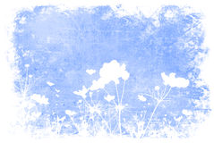 Floral textures Royalty Free Stock Image