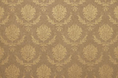 Floral tribal texture wallpaper Royalty Free Stock Photos