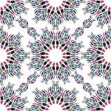 Islamic seamless vector royalty free illustration