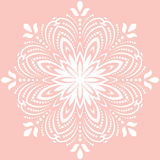 Floral Vector Abstract Pattern Stock Photography