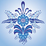 Floral vector design pattern. Floral design pattern vector illustration Royalty Free Stock Photography